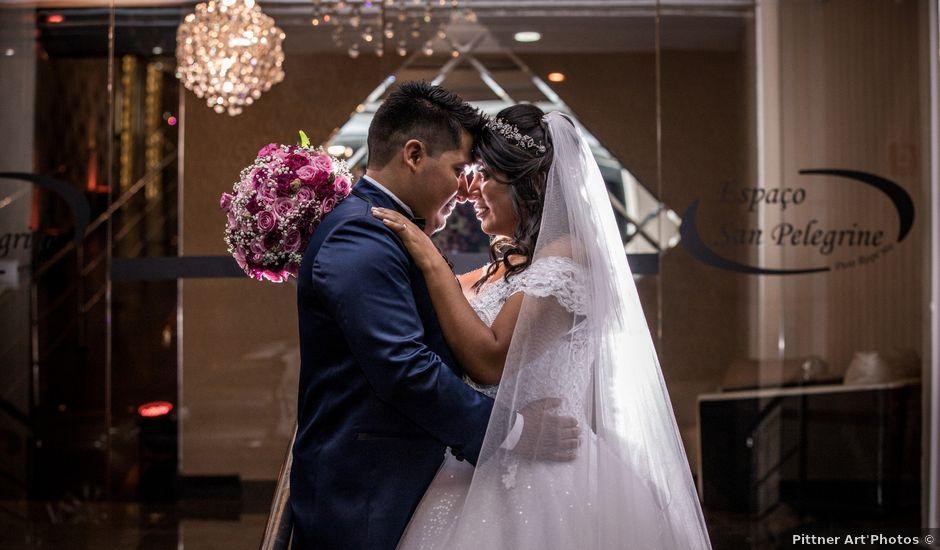 O casamento de Diego e Jenny em São Paulo, São Paulo