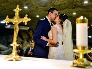 O casamento de Jéssica e Bruno