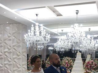 O casamento de Maurício Tibúrcio e Luciana Santos 2
