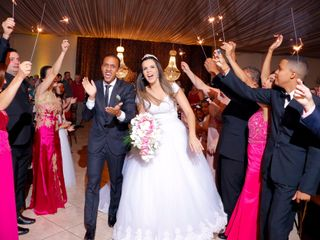 O casamento de Natalia e Thiago
