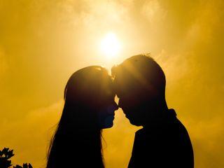 O casamento de Tatiane e Kimio 3