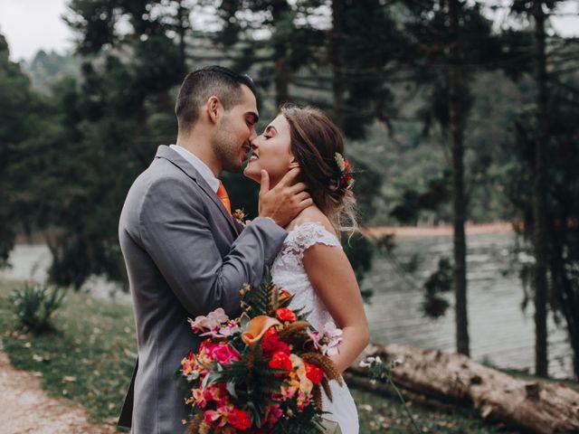 O casamento de Katherine e João