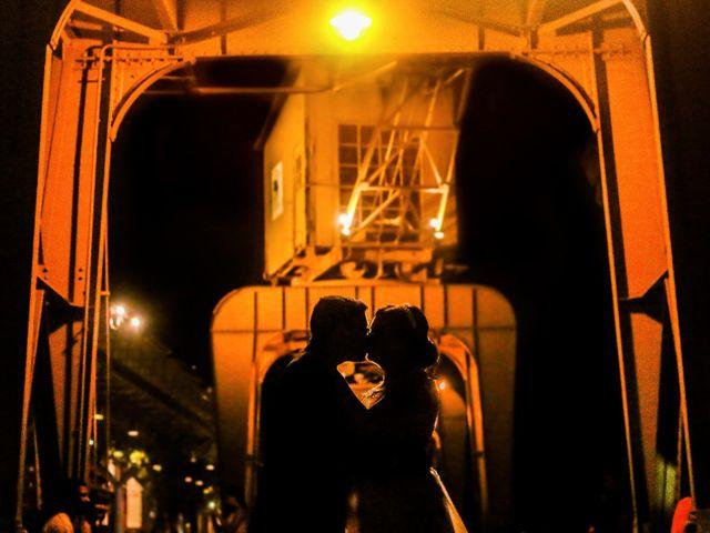 O casamento de Érika e Albert