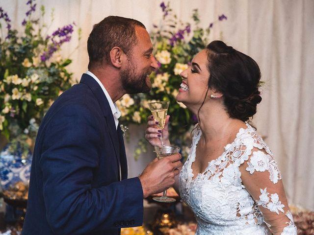 O casamento de Raquel e Bruno