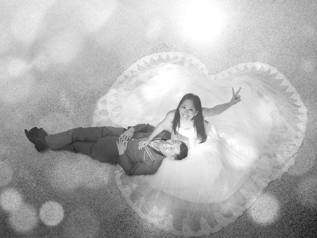 O casamento de Tatiane e Kimio