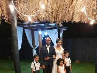 O casamento de Dayane e Juarez Alves 3