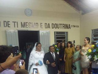 O casamento de Lucielma e Tércio 2
