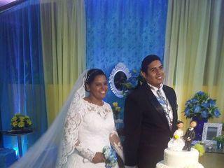 O casamento de Lucielma e Tércio 3