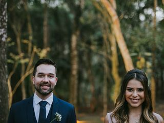 O casamento de Bia e Rafa