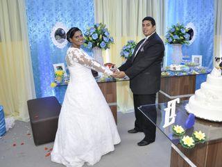 O casamento de Lucielma e Tércio