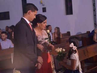 O casamento de Aline e Ramon 2