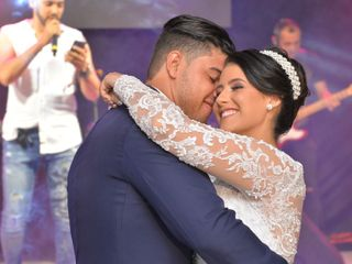 O casamento de Aline e Ramon
