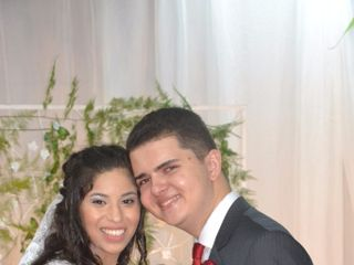 O casamento de Ingrid Stefani e José Carlos