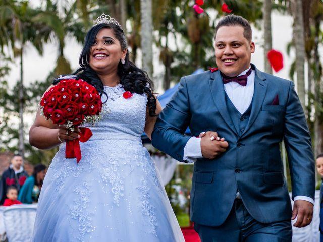 O casamento de Jeniffer e Fernando
