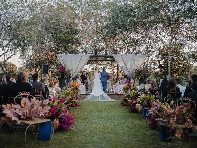 O casamento de Gil e Thiago