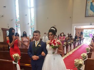 O casamento de Thais e Jean 2