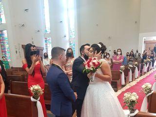 O casamento de Thais e Jean 3
