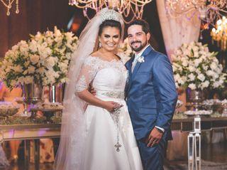 O casamento de Lorena e Marcos