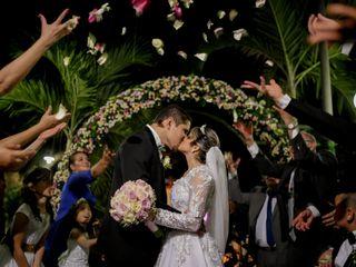 O casamento de Yasmine e Rodrigo