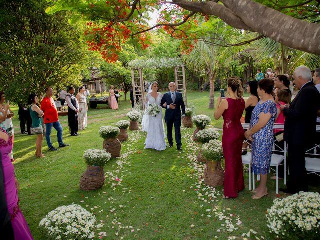 O casamento de Rejane e Arnaldo
