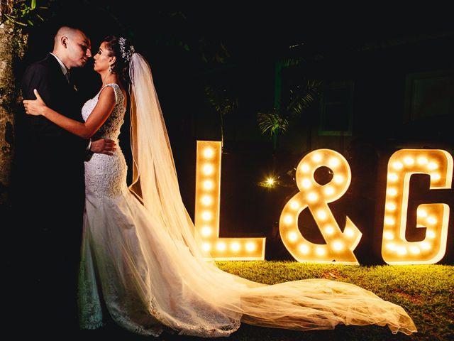 O casamento de Liliane e Gustavo