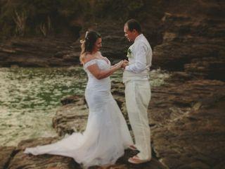 O casamento de Eliane  e Wagner