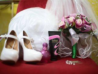 O casamento de Patrícia  e Nemias 3