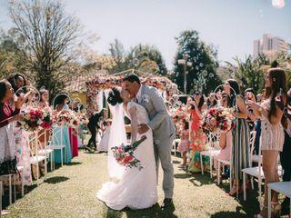 O casamento de Vanessa e Guilherme