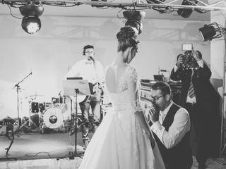 O casamento de Camilla e Diogo