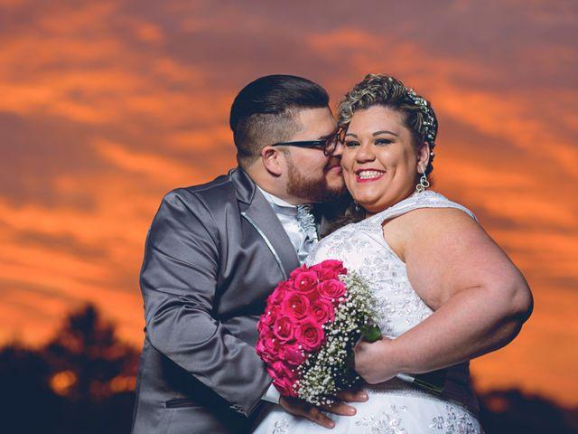 O casamento de Helen e Geovany