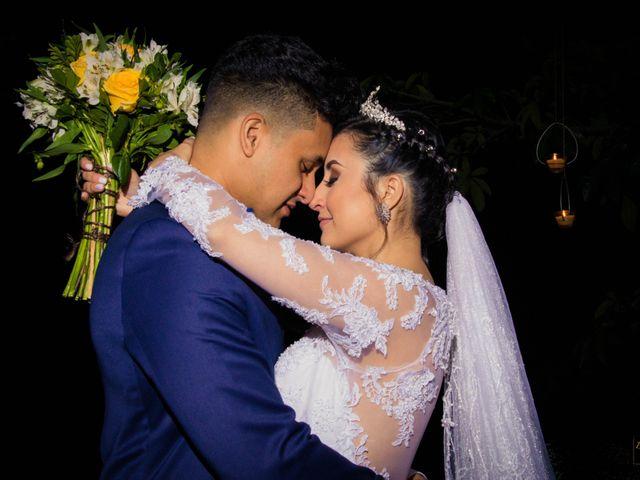 O casamento de Luana e Matheus