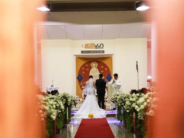 O casamento de Daniele e Luiz