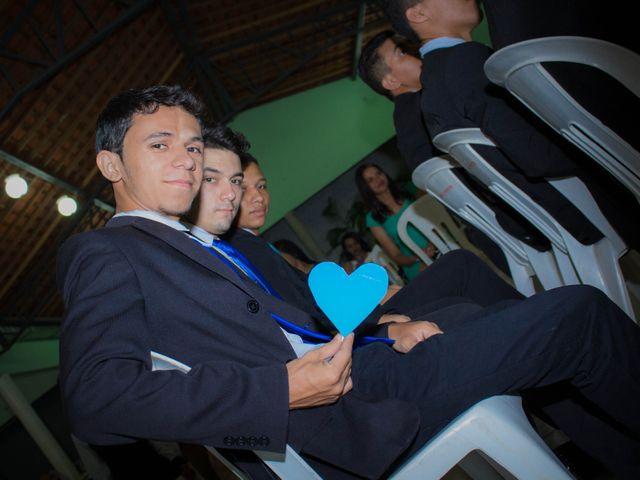 O casamento de Abmael e Letícia em Teresina, Piauí 8