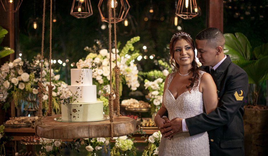 O casamento de Silas e Daiana em Rio de Janeiro, Rio de Janeiro
