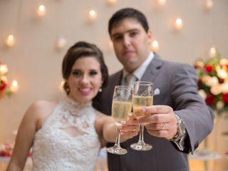 O casamento de Mariana e Breno