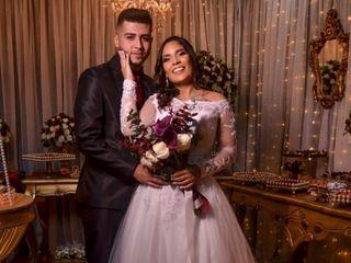 O casamento de Andreza  e Nicholas  1