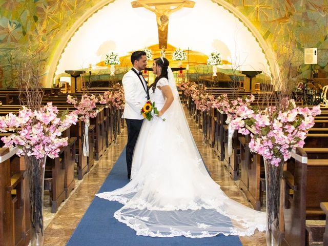 O casamento de Bruno e Thais
