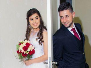 O casamento de Gabrieli e Matheus 3