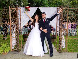 O casamento de Gabrieli e Matheus