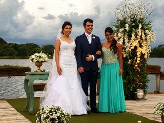 O casamento de Julia  e André