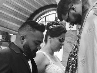 O casamento de Juliana e Erik