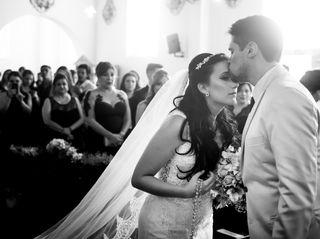 O casamento de Amanda e Yann