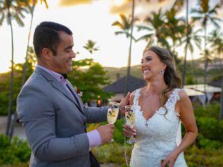O casamento de Giuliana e Paulo