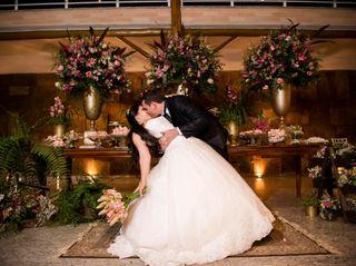 O casamento de Taís e Saulo