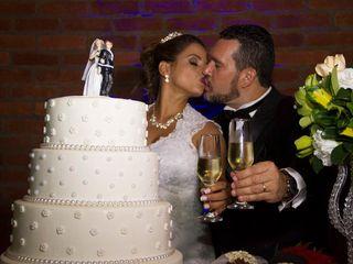 O casamento de Bleyka e Alexandre 3