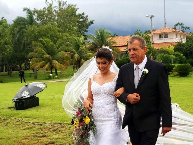 O casamento de André  e Julia  em Cuiabá, Mato Grosso 3