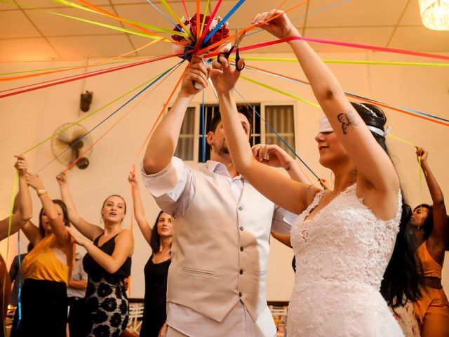 O casamento de Yann e Amanda em Osasco, São Paulo 20