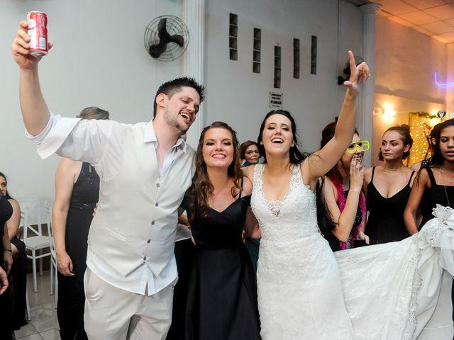 O casamento de Yann e Amanda em Osasco, São Paulo 25