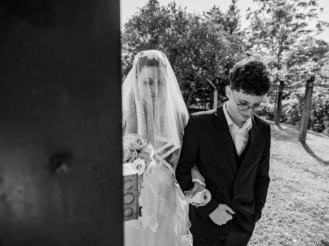 O casamento de Lindy e Thiago