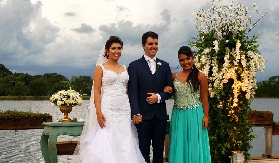 O casamento de André  e Julia  em Cuiabá, Mato Grosso
